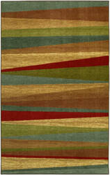 Mohawk Home New Wave Mayan Sunset Sierra Area Rug