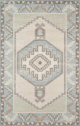 Momeni Anatolia Ana-2 Light Blue Area Rug