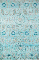 Momeni Artisan Art-1 Blue Area Rug