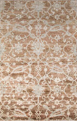 Momeni Artisan Art-3 Brown Area Rug