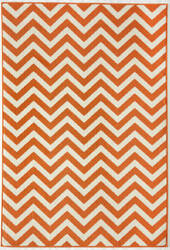 Momeni Baja Baj-9 Orange Area Rug