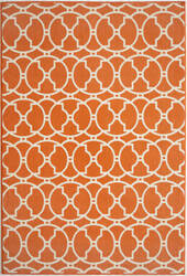 Momeni Baja Baj11 Orange Area Rug