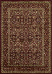 Momeni Belmont Be-05 Red Area Rug