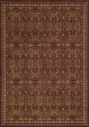 Momeni Belmont Be-07 Red Area Rug