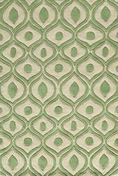 Momeni Bliss Bs-09 Green Area Rug