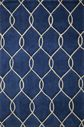 Momeni Bliss Bs-12 Navy Area Rug