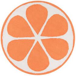 Momeni Novogratz Cucina Cna-1 Orange Area Rug