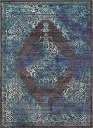 Momeni Cypress Cyp-4 Charcoal Area Rug