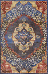 Momeni Cypress Cyp-7 Charcoal Area Rug