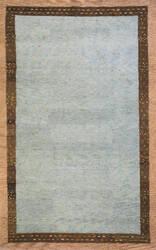 Momeni Desert Gabbeh Dg-01 Slate Area Rug