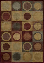 Momeni Dream Dr-06 Red Area Rug