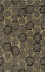 Momeni Elements El-34 Grey Area Rug