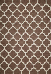 Momeni Geo Geo-4 Brown Area Rug