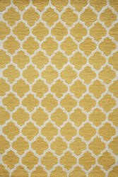 Momeni Geo Geo-4 Yellow Area Rug