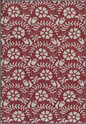 Momeni Havana Hv-10 Red Area Rug