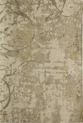 Momeni Illusions Il-01 Olive Green Area Rug