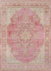 Momeni Isabella Isa-1 Pink Area Rug