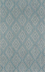 Momeni Lake Palace LAK-1 Light Blue Area Rug