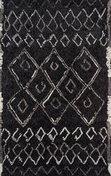 Momeni Margaux Mgx-3 Black Area Rug