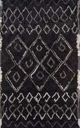 Momeni Margaux Mgx-3 Black Area Rug