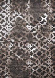 Momeni Monterey Mo-04 Brown Area Rug