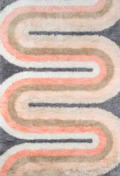Momeni Novogratz Retro Ret-2 Pastel Area Rug