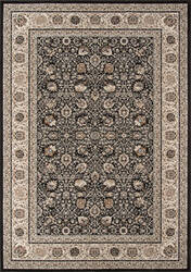 Momeni Royal Ry-02 Charcoal Area Rug