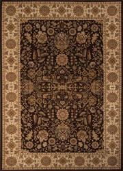 Momeni Royal Ry-03 Brown Area Rug