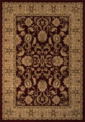 Momeni Royal Ry-04 Red Area Rug