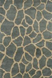 Rugstudio Sample Sale 46098R Teal Area Rug