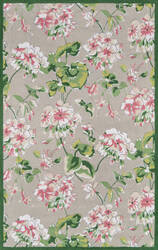 Momeni Summer Garden SMM-2 Grey Area Rug
