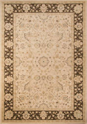 Momeni Ziegler Ze-01 Brown Area Rug