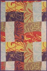 Momeni Bali Bl-10 Violet Area Rug