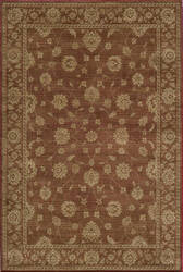 Momeni Belmont Be-02 Burgundy Area Rug