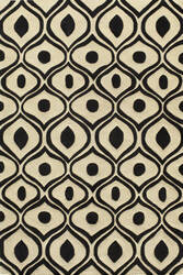 Momeni Bliss Bs-09 Black Area Rug
