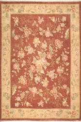 Momeni Chantilly Cn-21 Rust Area Rug