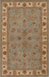 Momeni Imperial Court Ic-03 Seafoam Area Rug