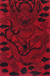 Momeni Koi Ko-11 Red Area Rug