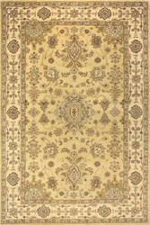 Momeni Mahal Mc-22 Gold Area Rug