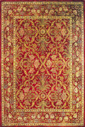 Momeni Mandalay Ml-02 Red Area Rug