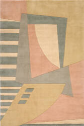 Momeni New Wave Nw-22 Pastel Area Rug