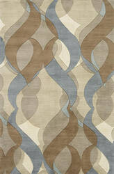 Momeni New Wave Nw-97 Multi Area Rug