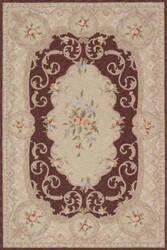 Momeni Old World Ow-21 Burgundy Area Rug