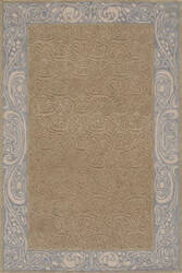 Momeni Transitions Ts-08 Light Brown Area Rug