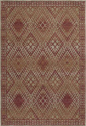 Momeni Vista Va-04 Red Area Rug