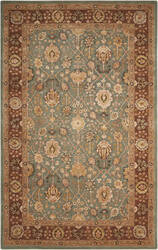 Nourison 3000 3102 Light Blue Area Rug