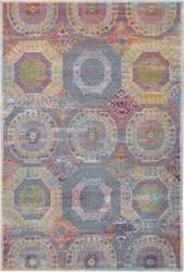 Nourison Global Vintage Glb05 Multicolor Area Rug