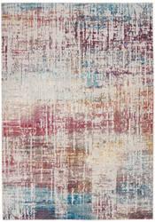 Nourison Entice Ene07 Grey - Multicolor Area Rug