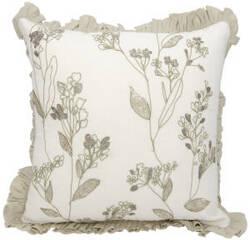 Nourison Mina Victory Pillows A0211 Ivory