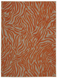 Nourison Aloha Alh04 Orange Area Rug